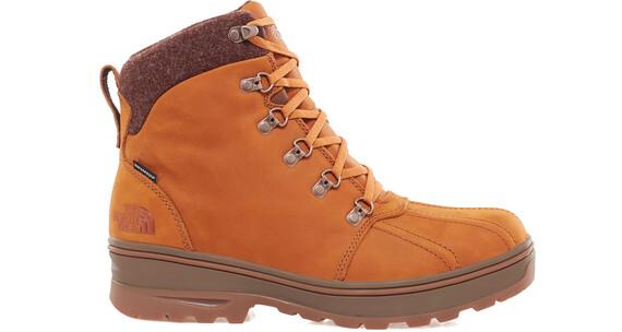 The North Face M's Ballard Duck Boot Glazed Ginger Brown/Desert Palm Brown